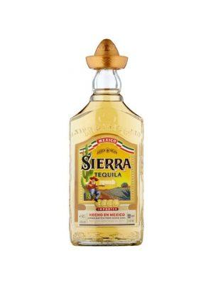 Sierra Tequila Reposado Pet 50cl