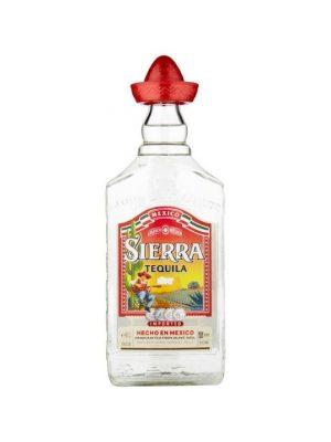Sierra Tequila Silver Pet 50cl