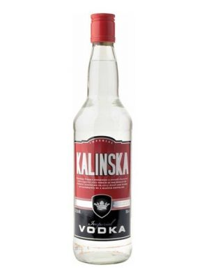 Kalinska Vodka 70cl