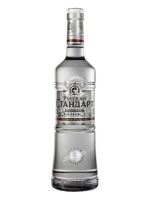 Russian Standard Platinum Vodka 70cl