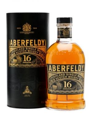 Aberfeldy 16 Year Old Single Malt 70cl