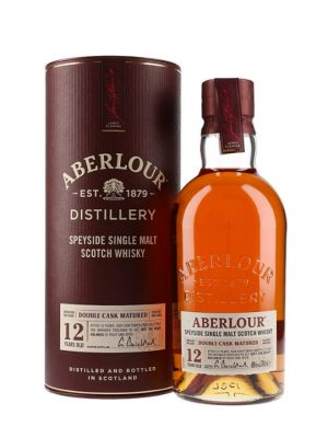 Aberlour 12 Year Old Double Cask Matured 70cl