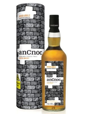 AnCnoc Peter Arkle 3rd Edition Highland Single Malt Scotch Whisky 70cl