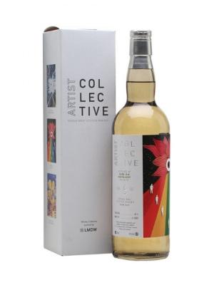 Artist Collective Caol Ila 6 Year Old 2010 Single Malt Scotch Whisky 70cl