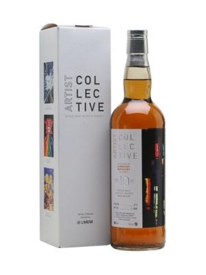 Artist Collective Glenlivet 10 Year Old 2007 Single Malt Scotch Whisky 70cl
