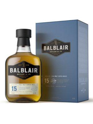 Balblair 15 Year Old Single Malt Scotch Whisky 70cl