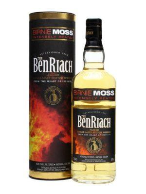 Benriach Birniemoss Intensely Peated Single Malt Scotch Whisky 70cl