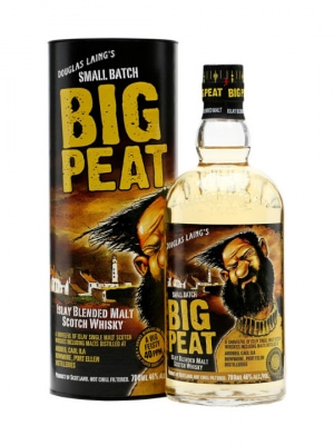 Big Peat Blended Malt Scotch Whisky 70cl