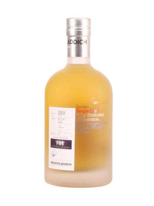 bruichladdich 2002 single malt scotch whisky 70cl
