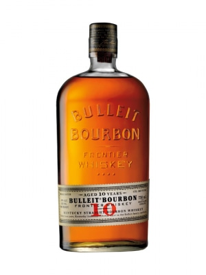 Bulleit Bourbon Whiskey 10 Year Old 45.6% 70cl
