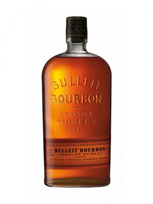 Bulleit Bourbon Whiskey 45% 70cl