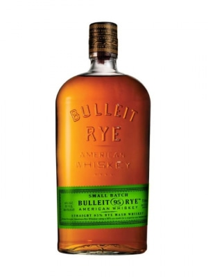 Bulleit Rye Whiskey 45% 70cl