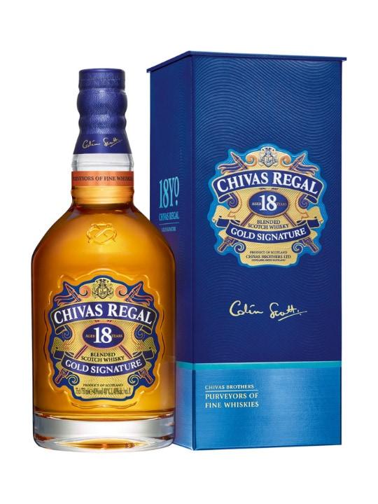 chivas regal 18 yo scotch 70cl