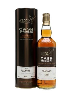 Clynelish 2001 Single Malt Scotch Whisky 54% 70cl