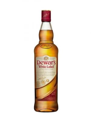 Dewars White Label Blended Scotch Whisky 70cl