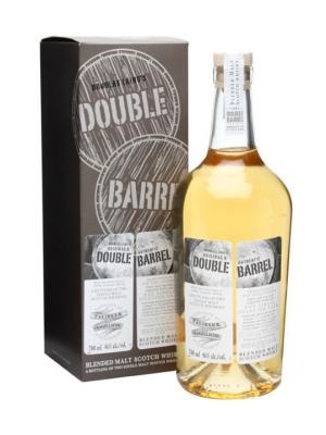 Double Barrel Blended Malt Scotch Whisky 70cl