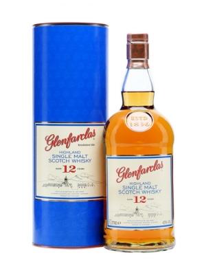 Glenfarclas 12 Year Old Single Malt Scotch Whisky 70cl