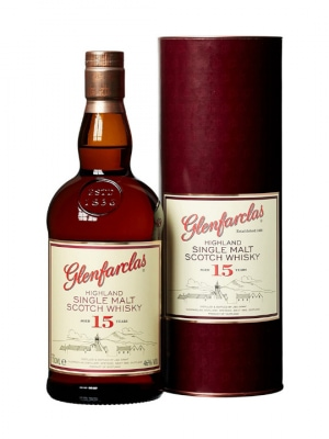Glenfarclas 15 Year Old Single Malt Scotch Whisky 70cl