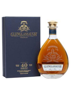 Glenglassaugh 40 Year Old Single Malt Scotch Whisky 70cl