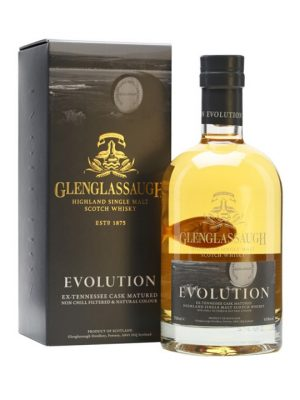 Glenglassaugh Evolution Single Malt Scotch Whisky 70cl