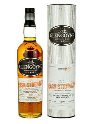 Glengoyne Cask Strength 58.8% Single Malt Scotch Whisky
