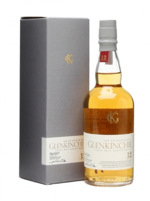 Glenkinchie 12 Year Old Single Malt Scotch Whisky 70cl