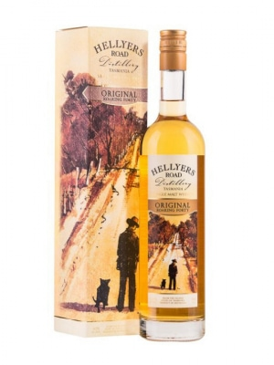 Hellyers Road Original Australian Single Malt Whisky 70cl