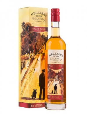 Hellyers Road Pinot Noir Malt Whisky 70cl