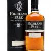 highland park 21 yo single malt scotch whisky 70cl