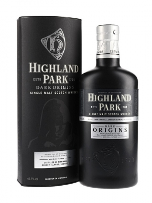 Highland Park Dark Origins Single Malt Scotch Whisky 70cl