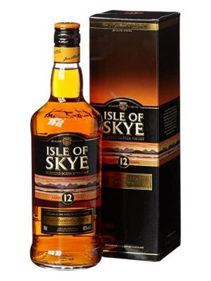 Isle Of Skye 12 Year Old Blended Scotch Whisky 70cl