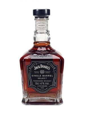 Jack Daniel's Single Barrel Tennessee Whiskey 70cl
