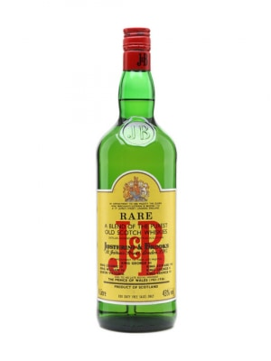 J&B Rare Blended Scotch Whisky 100cl