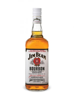 Jim Beam Bourbon Whiskey 70cl