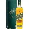 johnnie walker whisky green label scotch 70cl