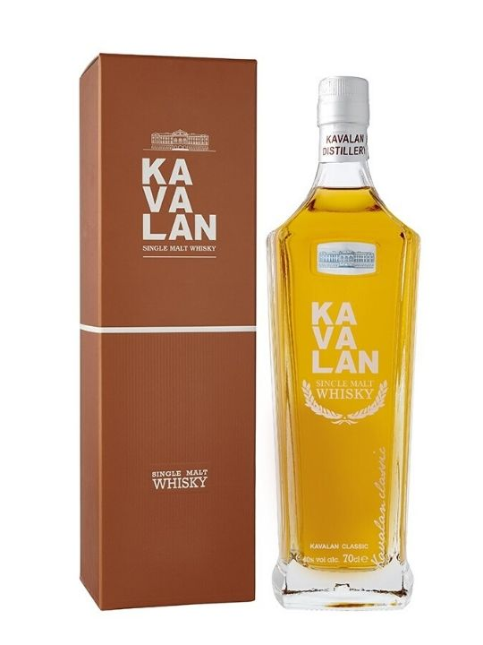kavalan single malt whisky 40 70cl