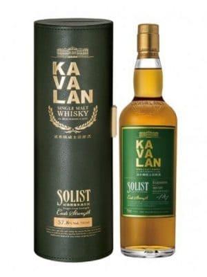 Kavalan Solist Ex-Bourbon Cask 57.8% 70l