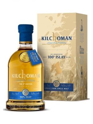 Kilchoman 100% Islay 9th Edition 50% Single Malt Scotch Whisky 70cl