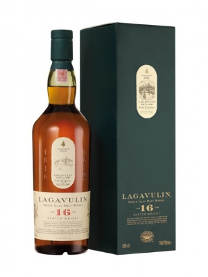 Lagavulin 16 Year Old Islay Single Malt Scotch Whisky 70cl
