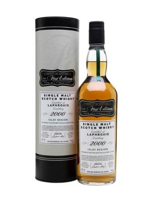 Laphroaig 2000 Single Malt Scotch Whisky 70cl