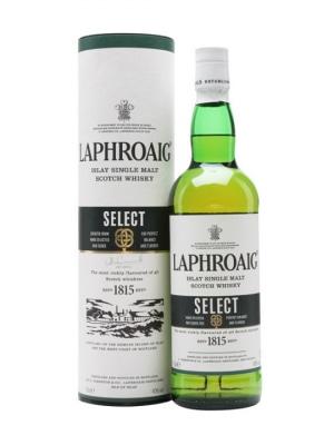 Laphroaig Select Single Malt Scotch Whisky 70cl