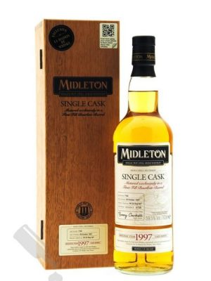 Midleton Single Cask 1997 59.5% Single Pot Still Irish Whiskey 70cl
