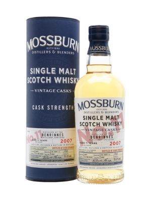 Mossburn Casks No11 Benrinnes Single Malt Scotch Whisky 70cl