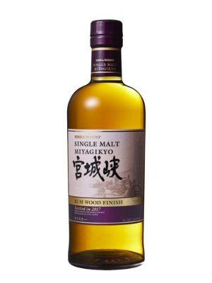Nikka Miyagikyo Rum Cask Finish 70cl