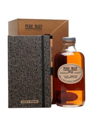 Nikka Pure Malt Black Gift Box 50cl