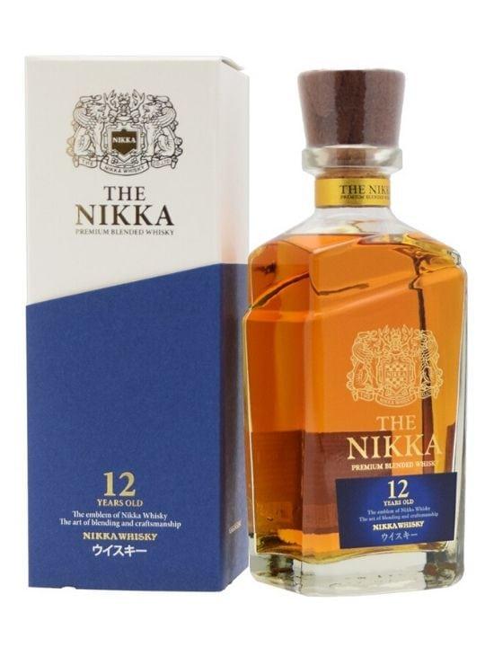 nikka the nikka 12 yo 70cl