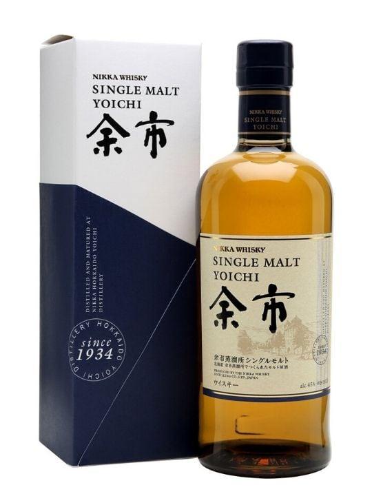 nikka yoichi single malt 70cl