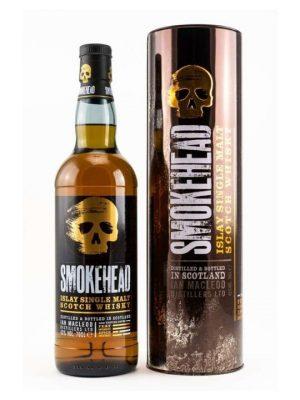 Smokehead Single Malt Scotch Whisky 70cl 43%
