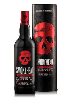 Smokehead Sherry Bomb Single Malt Scotch Whisky 48% 70cl
