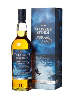 Talisker Storm Single Malt Scotch Whisky 70cl